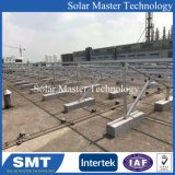 Flat Roof Solar Panel Support Structure Roof Kit Solar Mounting System