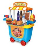 BBQ House Children Plastic Play House Play Set Toys