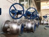 2PC Ball Valve Flanged End with Dmp with The Turbine150lb