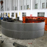 45 Module Large Cast Girth Ring Gear for Kiln/Ball Mill