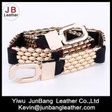 Fashion Style Women's Elastic Metal Belt