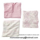 Muslin Baby Blanket with Printing Designs
