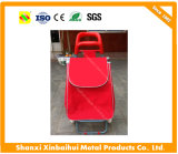 Fashionableportable and Wheeled Shopping Trolley with Great Quality