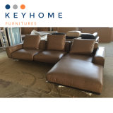Factory Wholesale Price Leather Sofa