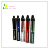 E Cigarette portable Mini Herbal Vaporizer for Dry Herb/Wax