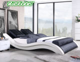 A021 Popular Item Double Bed Design Furniture