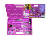 95PCS Pink DIY Hand Tool Set