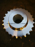 Sprocket Wheel with Best Price, Colored Zinc Plated
