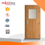 UL Solid Fire Rated Wooden Door