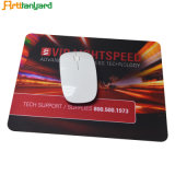 Rubber PVC Mouse Pad with Printed Logo