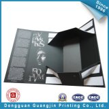 Black Color Paper Gift Box (GJ-Box134)