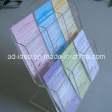 Acrylic Display Rack/ Exhibition Stand/ Exhibition Equipment for Brochure