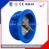 Dual Plate Wafer Check Valve for Industrial System