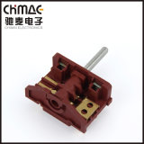 16A Oven Switch Metal Spindle 3 Position