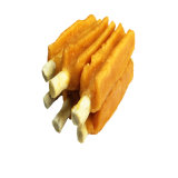 Chicken and Cheese with Rawhide Sticks Pet Food