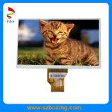 7.0-Inch 1024 (RGB) X 600p TFT LCD Screen with 350 CD/M2 Brightness