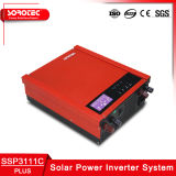 1-2kVA Modified Sine Wave off Grid Solar Inverter with PWM Solar Controller