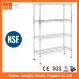 Metro Standard 800lbs Chrome Metal Wire Shelf Shelving with NSF and SGS Approval, 20 Years Factory