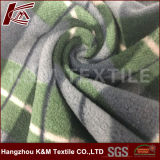 150d Printed One-Side Polar Fleece Fabric Brushed for Winter Cloth
