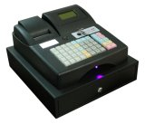 Small POS Cash Register with Cash Drawer