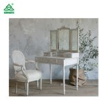 Factory Price fashion Sale Dresser and Mirror Design
