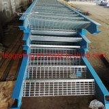 Metal Bar Grating Stair Treads/Bar Grating Stair Tread/Steel Staircase