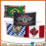 Custom Cheap Outdoor Advertising Digital Printing Polyester Flag Banner
