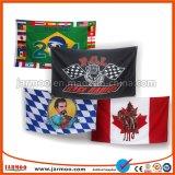 Custom Cheap Outdoor Advertising Screen or Full Color Sublimation Digital Printed Sports Football Custom Flag