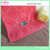 Wholesale Bamboo Fiber Face Towel Terry Towel Made in China