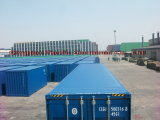 40 Foot High Cube Dry Van Containers for Sea Transportation