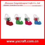 Christmas Decoration (ZY14Y155-1-2-3-4) Christmas Art Decoration Inflatable Christmas