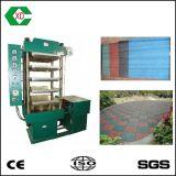 Rubber Tile Making Machine