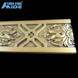 PU Cornices/Fashion Carved PU Crown Mouldings for Home Decoration