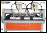 Supplier China Six Spindles CNC Router for Wood MDF Stone