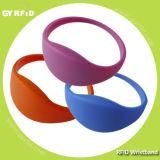 Wrs25 Ntag216 Nfc RFID Bracelets for Hospital (GYRFID)