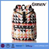 Polyester Waterproof Travel School Laptop Backpack Bag