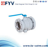 API6d Cast Steel Ball Valve