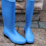 Lightweight Fashionable Men′s Plastic Rain Boot