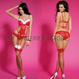 Hidear Sexy Chirstmas Lingerie Sexy Christmas Costumes for Women