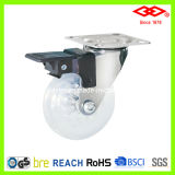 Transparency Material Caster for Skate Board (P170-65B065X23Z)