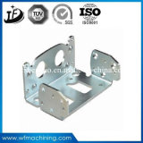 Steel/Aluminum/Brass Sheet Metal Fabrication/Stamping/Stamped Punching Parts with Stamp Die