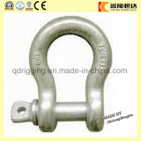 25ton Round Pin Chain Shackle U. S. Type Shackle Bolt