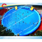Commercial Kids and Adults Inflatable Swimming Pool, 15*1mh/20*1.3mh Inflatable Amusement Park, Inflatable Water Pool