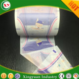 Printed Breathable PE Film for Adult Diaper Raw Materials