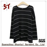 Wholesale High-Quality Casual Fashion Striped T-Shirt for Unisex
