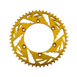CNC Machined Aluminum Motorcycle Sprocket