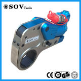 Adjustable Hydraulic Hex Torque Wrench with Electric Pump