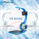 Hot Sale Product Direct Supplyer Virtual Reality Music Game Machine 9d Vr