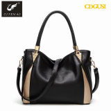 2018 High Quality PU Leather Handbags Women Cheap Tote Bags From China Manufaturer