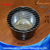 Optional Colors Dust-Free Portable Mini Ceramic BBQ Grill Barbecue